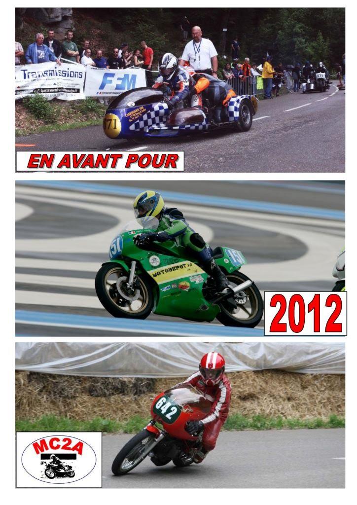 saison sportive 2012 motos classiques de comp tition d 39 avignon mc2a. Black Bedroom Furniture Sets. Home Design Ideas