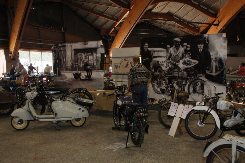 Salon avignon moto retro 2013 motos classiques de for Salon avignon